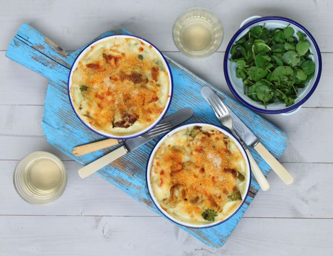 cauliflower-cheese