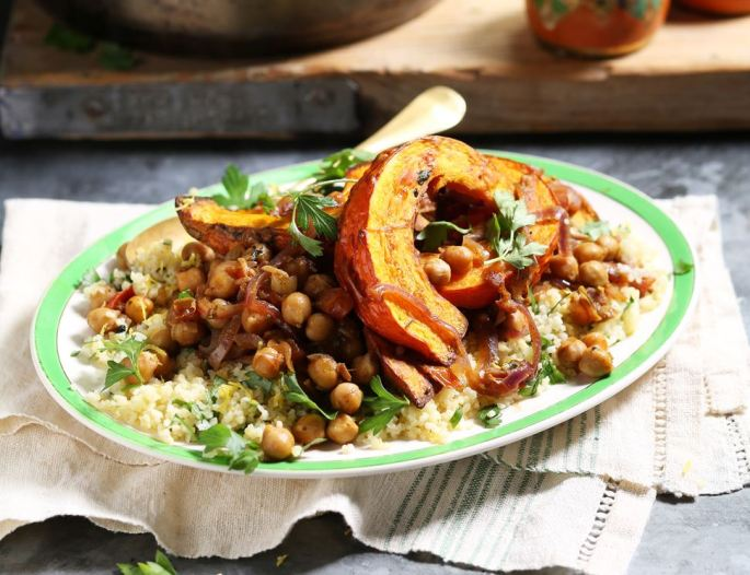 moroccoan onion squash